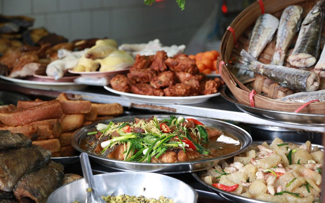 طعم محلی در تور بانکوک