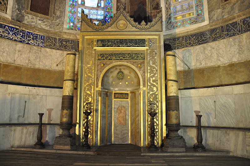 معرفی موزه ایاصوفیه استانبول