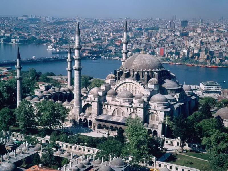 موزه ایاصوفیه استانبول