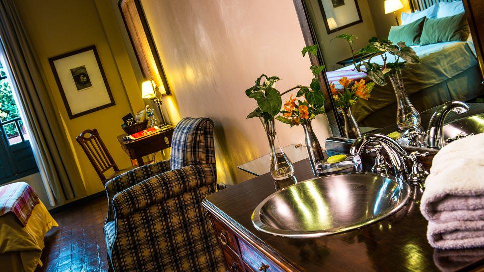 هتل باغ اسکوندیدو در بوینوس آیرس