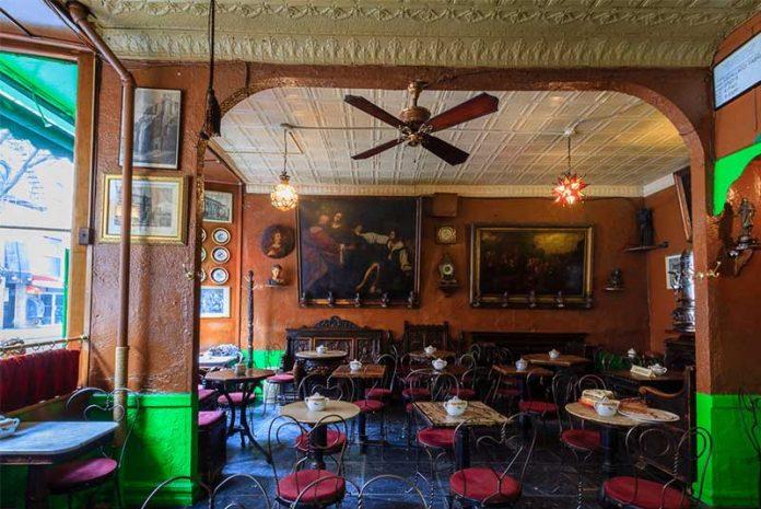 قدیمی ترین کافه های سنتی جهان