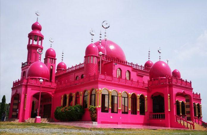 مسجد صورتی فیلیپین