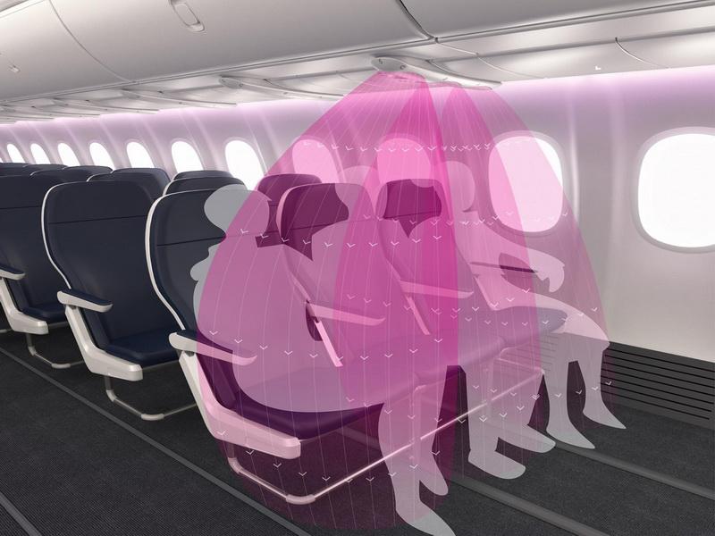 سفر هوایی بدون ماسک