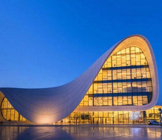 معماری آذربایجان شگفت انگیز و باشکوه