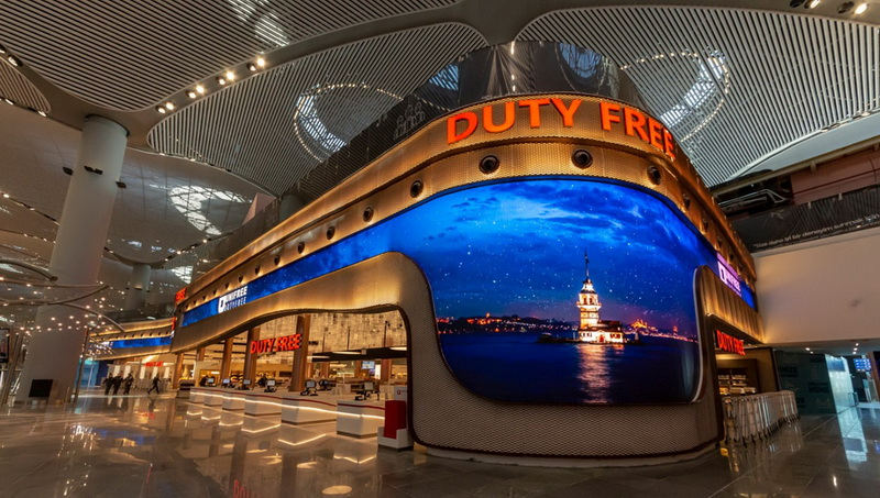 فرودگاه استانبول برنده جایزه بهترین فرودگاه اروپا