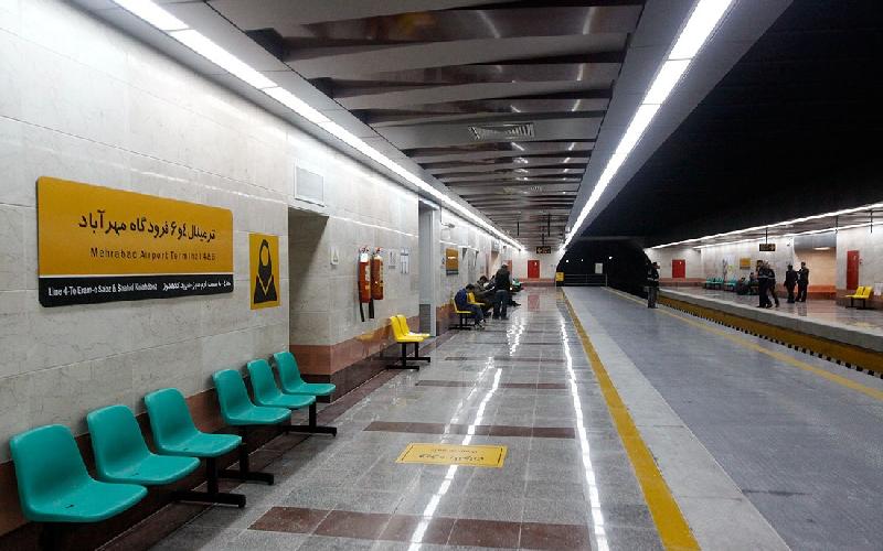 راهنمای ترمینال پرواز های ورودی و خروجی فرودگاه مهرآباد